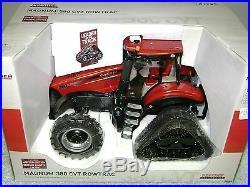Ertl 1/16 Case Ih International 380 Cvt Rowtrac Magnum Le 1 0f 2500 Tractor