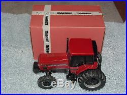 Ertl 1/16 Case Ih International Farmall 7130 Se 1987 Denver Magnum Tractor