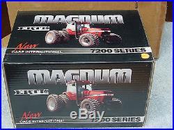 Ertl 1/16 Case Ih International Harvester Magnum 7240 Se Dealer Tractor