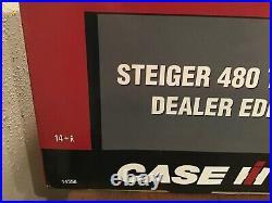 Ertl 1/16 Case Ih Stx480 4wd Dealer Edition Tractor Nib