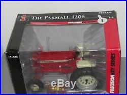 Ertl 1/16 FARMALL IH INTERNATIONAL HARVESTER 1206 PRECISION KEY #1 TRACTOR NIB