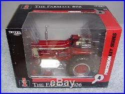 Ertl 1/16 Farmall Ih International Harvester 806 Precision Key #4 Tractor