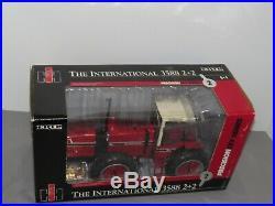 Ertl 1/16 IH INTERNATIONAL HARVESTER 3588 PRECISION KEY #2 TRACTOR NIB 2+2 4WD