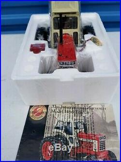 Ertl 1/16 Ih 1466 Tractor Precision Series #18. Nib