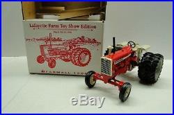 Ertl 1/16 Ih International 1206 Se Tractor 1996 Lfts