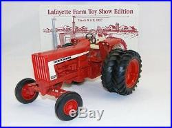 Ertl 1/16 Ih International 806 Se Tractor 1997 Lfts