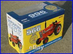 Ertl 1/16 Ih International Farmall 966 Se Ffa Tractor