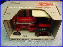 Ertl 1/16 Ih International Harvester 1066 Se Tractor