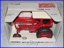 Ertl 1/16 Ih International Harvester 1466 Se Tractor