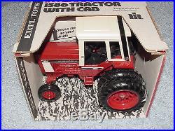Ertl 1/16 Ih International Harvester 1586 Tractor