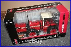 Ertl 1/16 Ih International Harvester 3588 2+2 Precision Key Series #2 Tractor