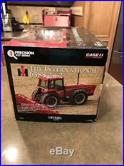 Ertl 1/16 Ih International Harvester 6588 2+2 Precision Key Series #7 Tractor