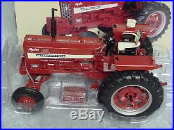 Ertl 1/16 Ih International Harvester Farmall 656 Ttt Hydrostatic Tractor Se