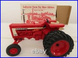 Ertl 1/16 Ih International Harvester Farmall 706 Lafayette Le Tractor