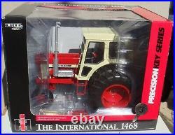 Ertl 1/16 Precision Key Series #3 IH International Harvester 1468 Tractor 14481