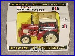 Ertl 1/32 Ih 784 Fwa Tractor