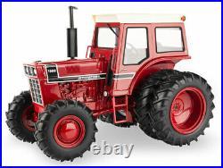 Ertl 44218 116 International Harvester 1566 Blackstripe Tractor with Duals