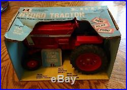 Ertl Blue Box Int'l Harvester Hydro Tractor Vintage