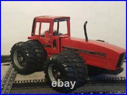 Ertl Custom International 2+2 7488 withduals 1/16 Diecast Farm Tractor Replica