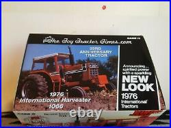 Ertl IH 1066 23rd Anniversary Tractor 1/16 Diecast Tractor Replica Collectable