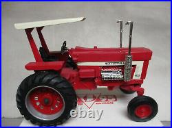 Ertl IH 1468 V-8 Toy Tractor 1995 Lafayette Farm Toy Show 1/16 Scale, NIB