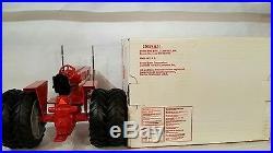 Ertl International 1468 V8 withdauls 1/16 diecast farm tractor replica collectible