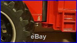 Ertl International 2+2 6388 1/16 diecast farm tractor replica collectible