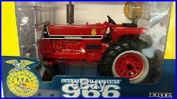 Ertl International Harvester 966 Agricultural Education FFA Tractor, 1/16, MIB