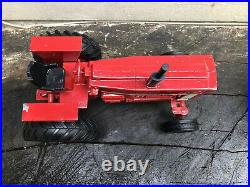 Ertl International Harvester 966 Hydro Farmall 1/16 Die Cast with Implements VG+