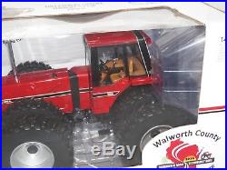 Ertl International Harvester IH 7288 4WD 2+2 with DUALS NIB Wisconsin Tractor 116