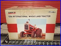 Ertl International Wheatland 1206 1/16 Diecast Farm Tractor Replica Collectible