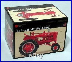 Ertl Precision 1/16 116 Scale International IH Farmall MV Tractor- NEW IN BOX