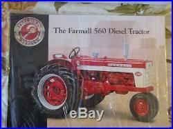 Ertl Precision International IH Farmall 560 116 Scale - MIB