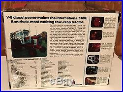 Ertl Precision Key Series #3, International Harvester 1468 Model Tractor