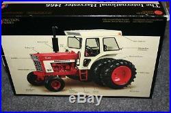 Ertl Precision Series #18 The International Harvester 1466 Tractor 1/16 14204