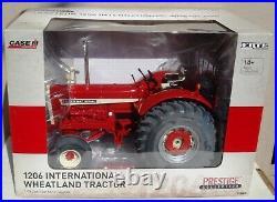 Ertl Prestige 1/16 Scale IH International Harvester 1206 Wheatland Tractor 14890