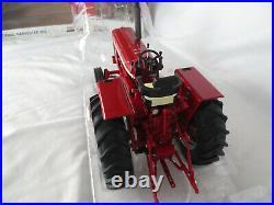 Ertl Prestige 1/16 Scale Ih International Harvester 856 Farm Toy Tractor