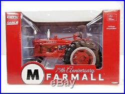 FARMALL M 75th ANNIVERSARY TRACTOR 1/16 NIB