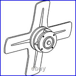 Fan Assembly for International Harvester Fits Cub Tractor