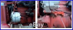 Farmall 12V Alternator Conversion Kit A AV B BN C Super A Super C 100 130 200