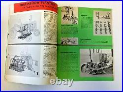 Farmall Cub Tractor Brochures