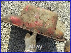 Farmall M gas tractor Original IH M engine motor oil pan & drain plug