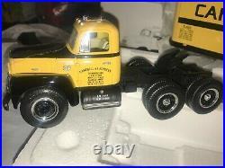 First Gear International 1959 IH Tractor/ trailer Cambell 66 Express 19-2467