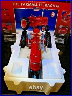 Franklin Mint Farmall H 1941 International Harvester Tractor 112 Diecast