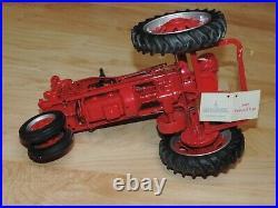Franklin Mint Ih Farmall F20 Farm Tractor Precision Model Scale 112 Diecast Nib