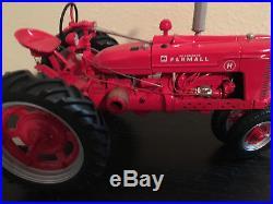 Franklin Mint Precision Models International Harvester Farmall Model H Tractor