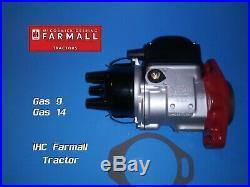 H4 Gas 9 Magneto International Harvester Farmall Tractor Ihc W9 I9 U9 T9 W14