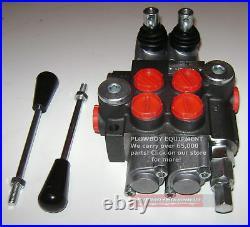 Hydraulic Monoblock Spool Valve for LS Kioti Montana Zetor Satoh Compact Tractor