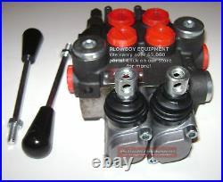 Hydraulic Monoblock Spool Valve for Long Same Leyland Hinomoto Compact Tractor