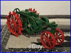 IH 8-16 Mogal Heritage Series No. 4 1/16 diecast tractor replica by Scale Models